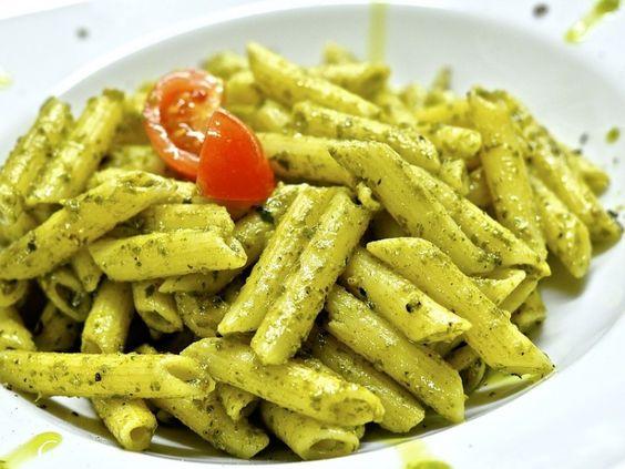 Penne al pesto. #cocina #5ingredientes #recetas #5Cook #pasta