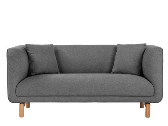 Karson 2 Sitzer Sofa Grau Neues Design Fur Dein Zuhause Entdecke Gemutliche Sofas Und Sessel Bei Made Sofa 2 Seater Sofa Seater Sofa