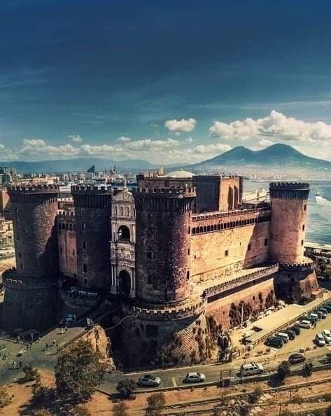 NAPOLI Italy 🤩