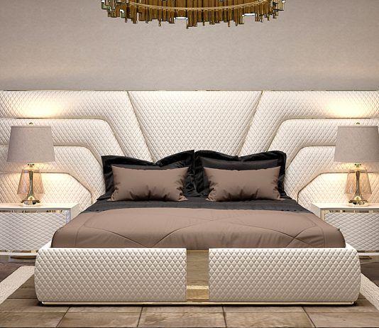 Pin By Wen Jie On 004 卧室 Modern Luxury Bedroom Bedroom Furniture Design Luxury Bedroom Master