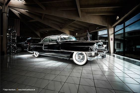 AmericanMuscle.de - Fotoshooting: Haug US-Cars Stockach 03/2014
