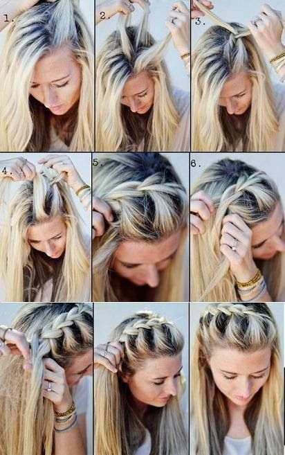 Pleasing Easy Hair Tutorials Diy Hairstyles And Easy Hair On Pinterest Short Hairstyles Gunalazisus