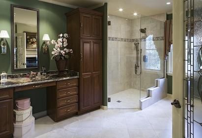 aging in place design for bath - Google Search