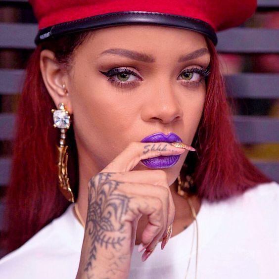 Rihanna. Pinterest:@jordanlanai