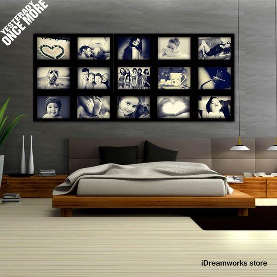 Comprar felicidad colecci n marcos de foto - Cuadros con fotos familiares ...