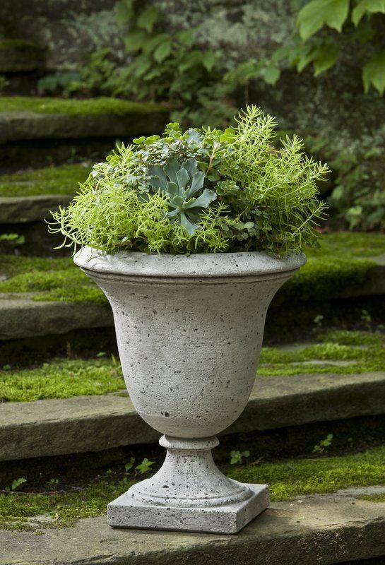 Linwood Cast Stone Urn Planter Urn Planters Planters Garden Urns