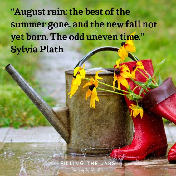 """Sylvia Plath """"the odd uneven time"""" -- August quotes for the last days of summer. Enjoy every day, create memories, journal your thoughts, say goodbye to summer. #quotes #summerquotes #august #ftj"""