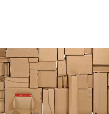 Ein komplettes Sortiment. • Sie wählen aus einer breiten Produktpalette, die laufend weiterentwickelt wird. Wir liefern sofort ab Lager. Versprochen. • #ColomPac®, #Dinkhauser Kartonagen Vertriebs GmbH #Versandverpackung