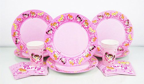 Fairy Basic Party in the Box  $9.95 caters for 8 guests