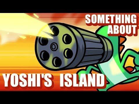 Something About Yoshi S Island Animated Loud Sound Warning Youtube Funny Instagram Memes Yoshi Animation