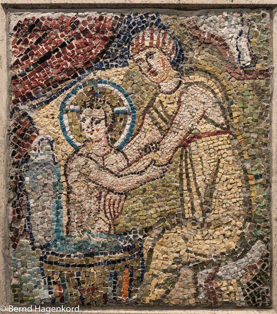 Santa Maria Antiqua-3 | Laudetur Jesus Christus