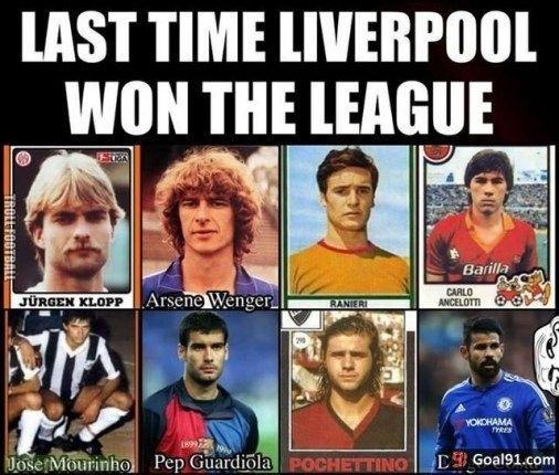 Liverpool Funny Meme
