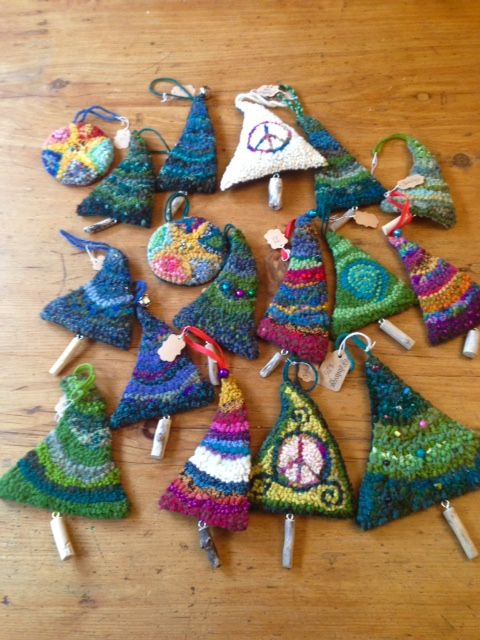 Rug Hooking Designs