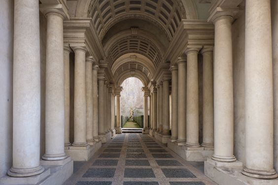 Unexpected Rome: The Perspective at Palazzo Spada