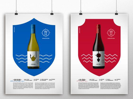 Winehunters — The Dieline - Branding & Packaging Design