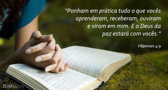 O segredo da felicidade está nestes versículos