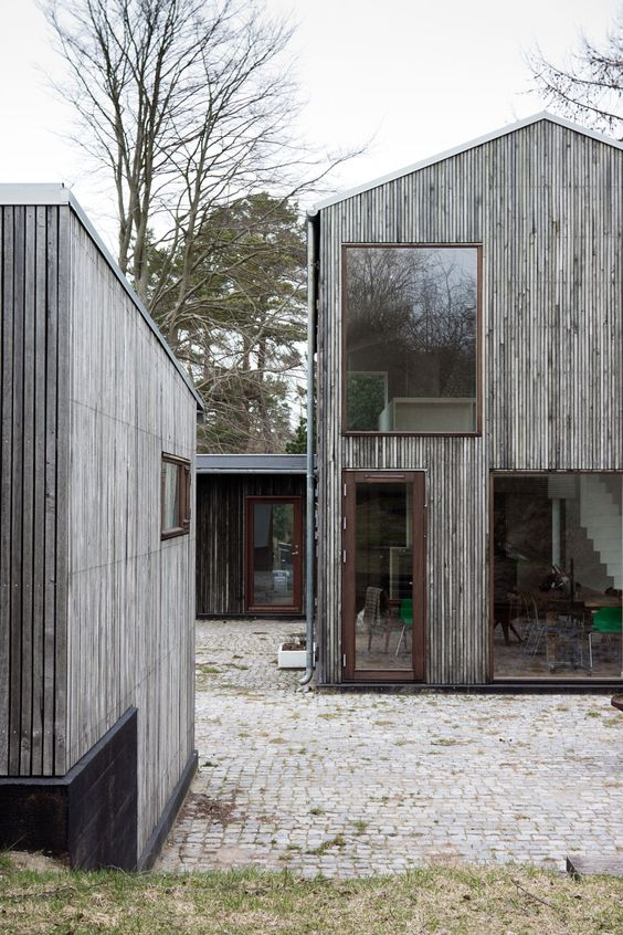 Coop House, Denmark by Primus Architects.