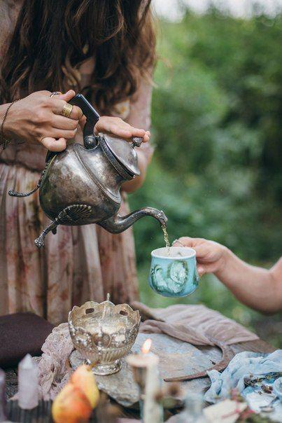 чай со вкусом коммунальной квартиры