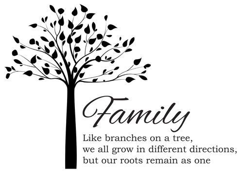Family Is Like A Tree Quote Best Cars 2018