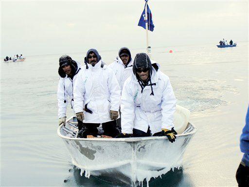 Arctic Coats