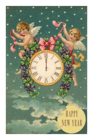 Google Image Result for http://austenauthors.net/wp-content/uploads/2011/12/happy-new-year-victorian-angels-with-clock.jpg: