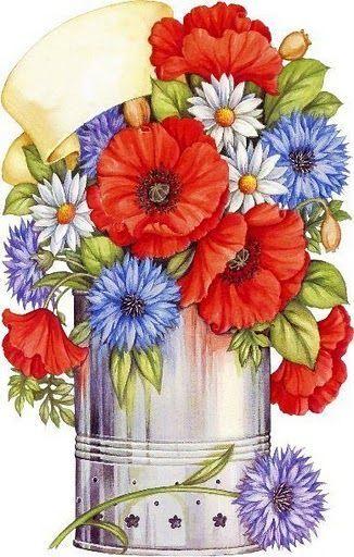 Summerflowers (326x512 px):
