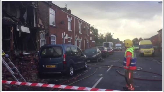 house explosion in Curzon Road Ashton under Lyne The terraced property in Ashton-under-Lyne Gtr Manchester The house in Curzon Street has been left collapsed at both the front and back according to Greater Manchester Fire and Rescue Service. #news | #uknewspaper | #worldnews | #LatestNews | #CelebrityNews | #videonews | #news  The Best News Videos channel Please Subscribe My channel - https://goo.gl/Wd0OZ1 Facebook - http://ift.tt/24ZYWuM Twitter - http://ift.tt/1YBToH0 Youtube Channel Page…