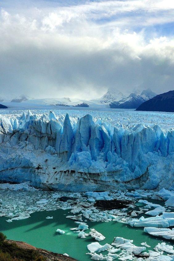 The Los Glaciares National Park