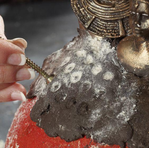 Wat is Stone Art? » Powertex