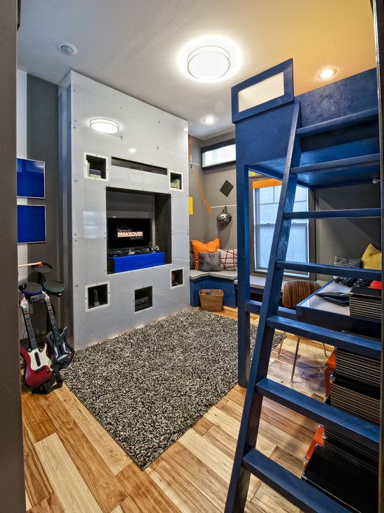 33 Brilliant Bedroom Decorating Ideas For 14 Year Old Boys 7 Jpg 550 734 And S Room Pinterest Bedrooms