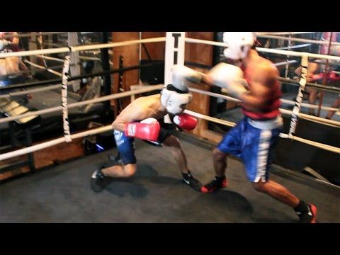 Inside Fighting Technique For Boxers Part 1 How To Get Into Close Range Youtube Fight Techniques Boxing Techniques Boxing Training Workout