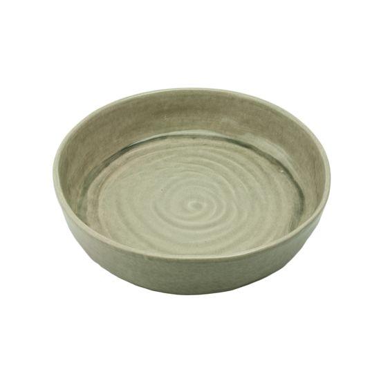Sintra Serving Bowl - Grey