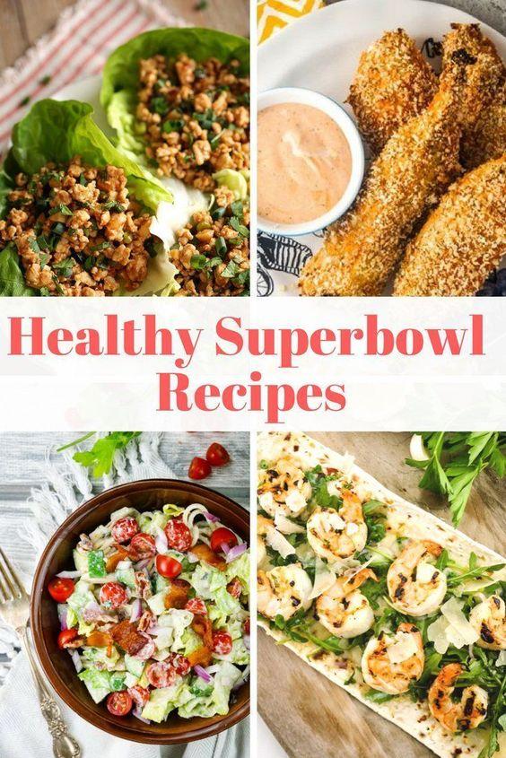 25 Healthy Superbowl Recipes - Slender Kitchen