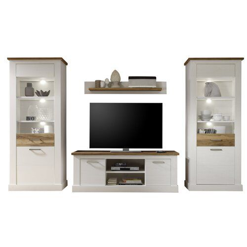 Berrian Entertainment Unit Ebern Designs Home Decor Furniture Home