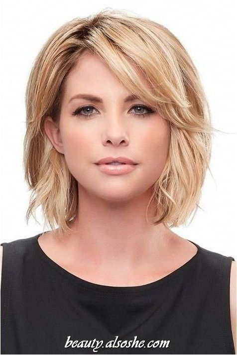 30 Cute Short Hairstyle Idea For Women In 2020 Beauty Alsoshe In 2020 Medium Hair Styles Hair Styles Long Bob Hairstyles