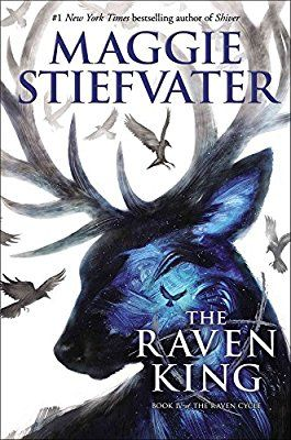 Amazon.fr - The Raven King (The Raven Cycle, Book 4) - Maggie Stiefvater - Livres