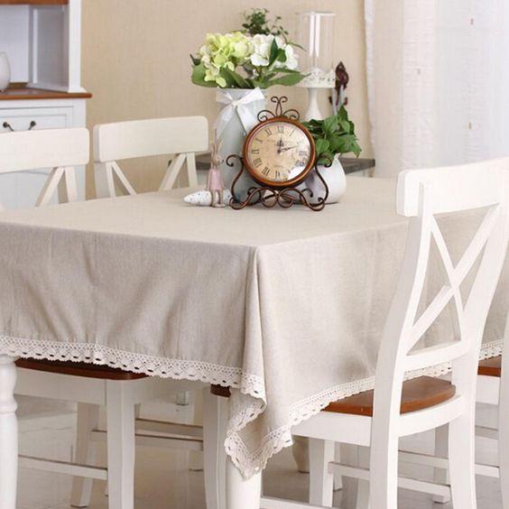 Pas cher Mode couleur unie linge nappe nappes poussière universelle couverture table basse serviette nappe tapis de pique   nique Hotsale, Acheter  Linge de table de qualité directement des fournisseurs de Chine: