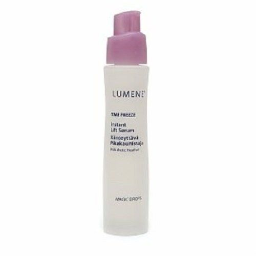 Lumene Time Freeze Instant Lift Serum with Arctic Heather 1.0 Fl Oz
