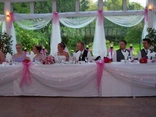 Wedding Party Head Table First Of All This Allows You To