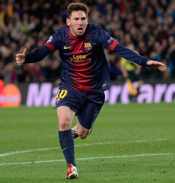 Lionel Messi A Look At The Barcelona Star S Sensational: MESSI Barcelonas Forward Lionel Messi, From Argentina