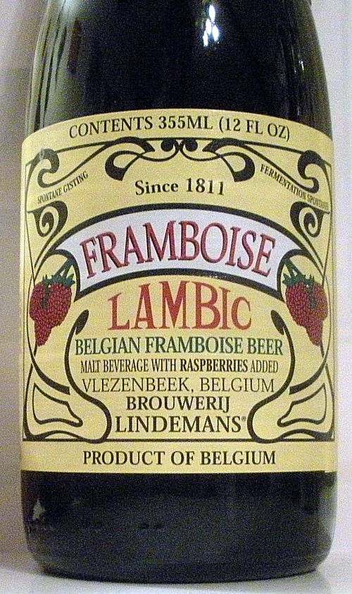 Lambic! The only kind of beer i will drink.