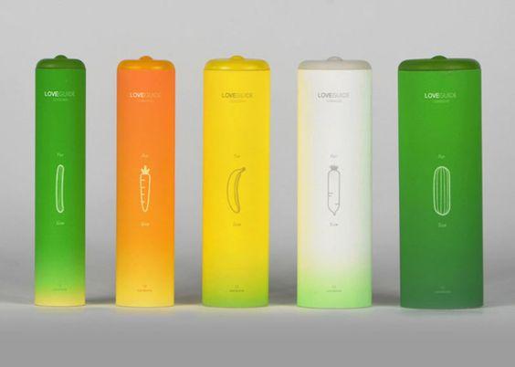Scegliete il preservativo in base all'alimento a cui assomiglia il vostro pene