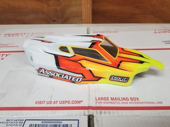 Associated B6 Custom Painted Body R C Tech Forums Custom Paint Rc Car Bodies Car Painting