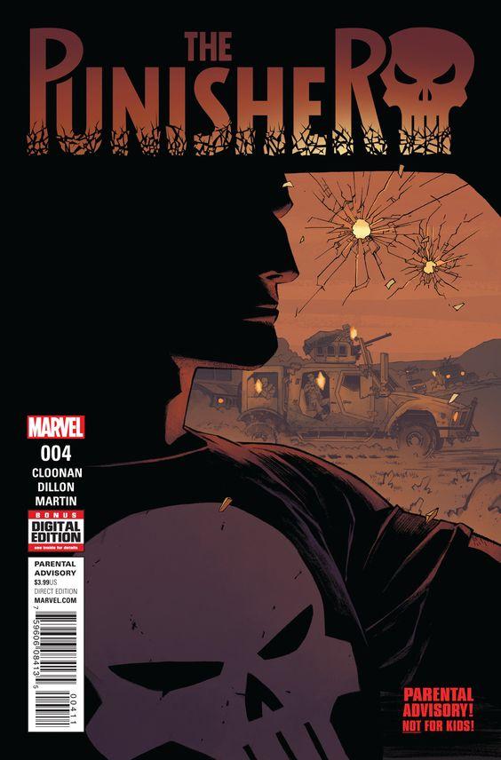 Punisher (2016) Issue #4