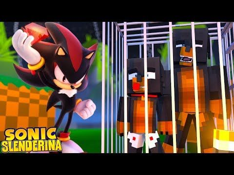 Minecraft Shadow The Hedgehog Has An Evil Plan To Take Over The Little Club Youtube Shadow The Hedgehog Donut The Dog Evil