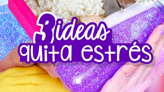MANUALIDADES QUITA ESTRÉS ¡3 ideas relajantes! ✄ Craftingeek