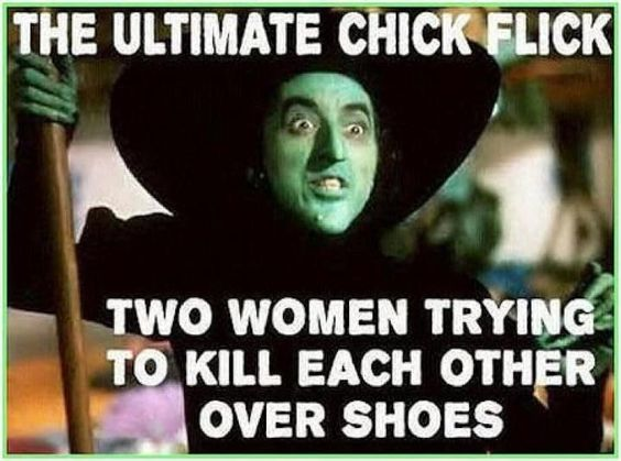 The Ultimate Chick Flick: The Wizard of Oz