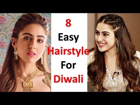 8 Quick And Easy Hairstyle For Diwali Diwali Special Hairstyle Easy Hairstyles Juda Hairstyle Youtube Easy Hairstyles Hair Styles Hairstyles Juda