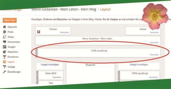 Drop Down Menü bei Blogger einbinden http://lexasleben.de/blog-hilfe-drop-down-menue-bei-blogger-einbinden/