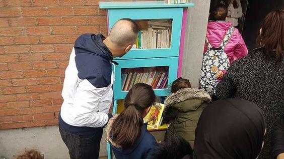 Boîte à Livres Chenee